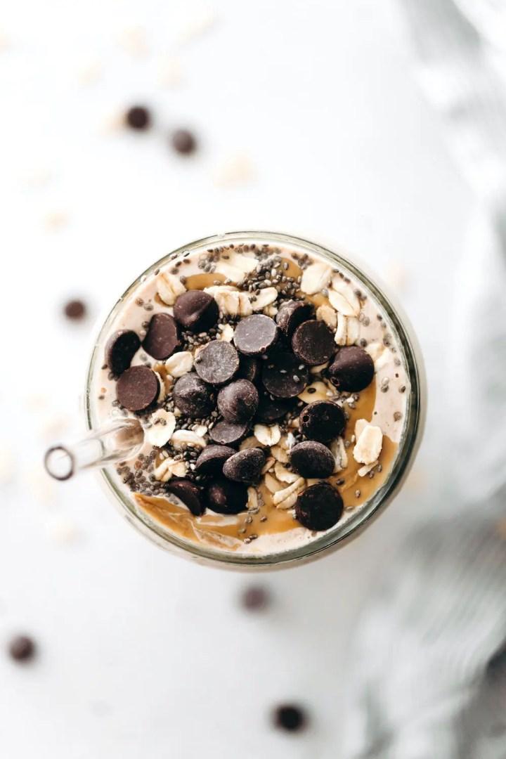 SunButter Breakfast Shake