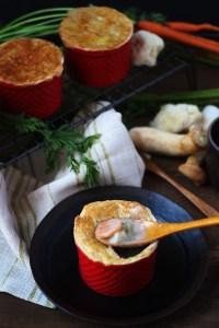 Farmer Maggot's Mushroom Pot Pie