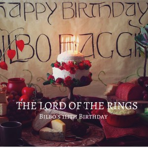 The Lord of the Rings: Bilbo's 111th Birthday Feast Recipes