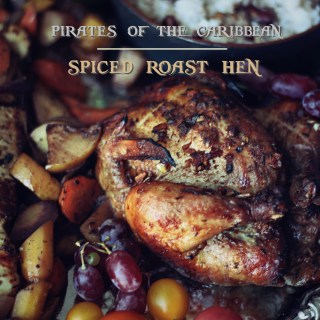Roast Hen Recipes, Food from Pirates of the Caribbean