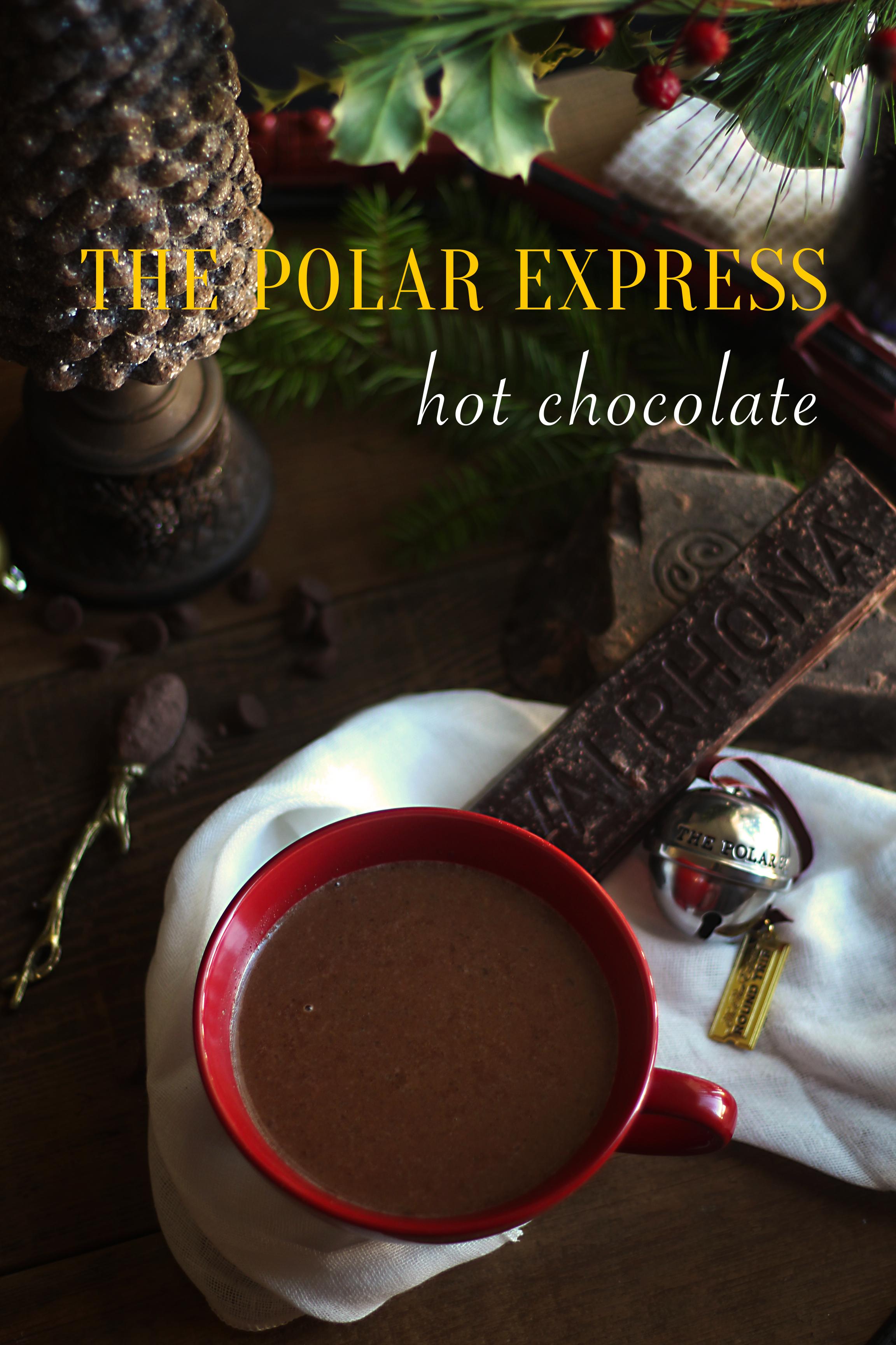 The Polar Express: Hot Chocolate - Feast of Starlight