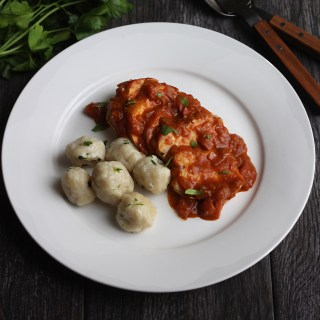 Captain America: Civil War - Chicken Paprikash