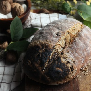 The Hunger Games: Peeta's Raisin and Nut Bread Recipe