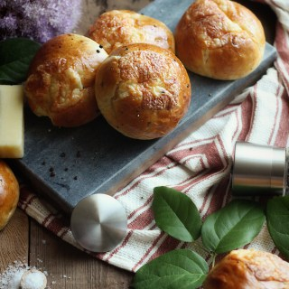 The Hunger Games: Peeta's Cheese Buns