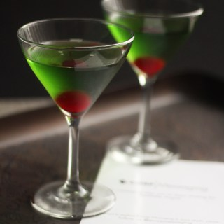 Mr. Robot: Appletini Recipe