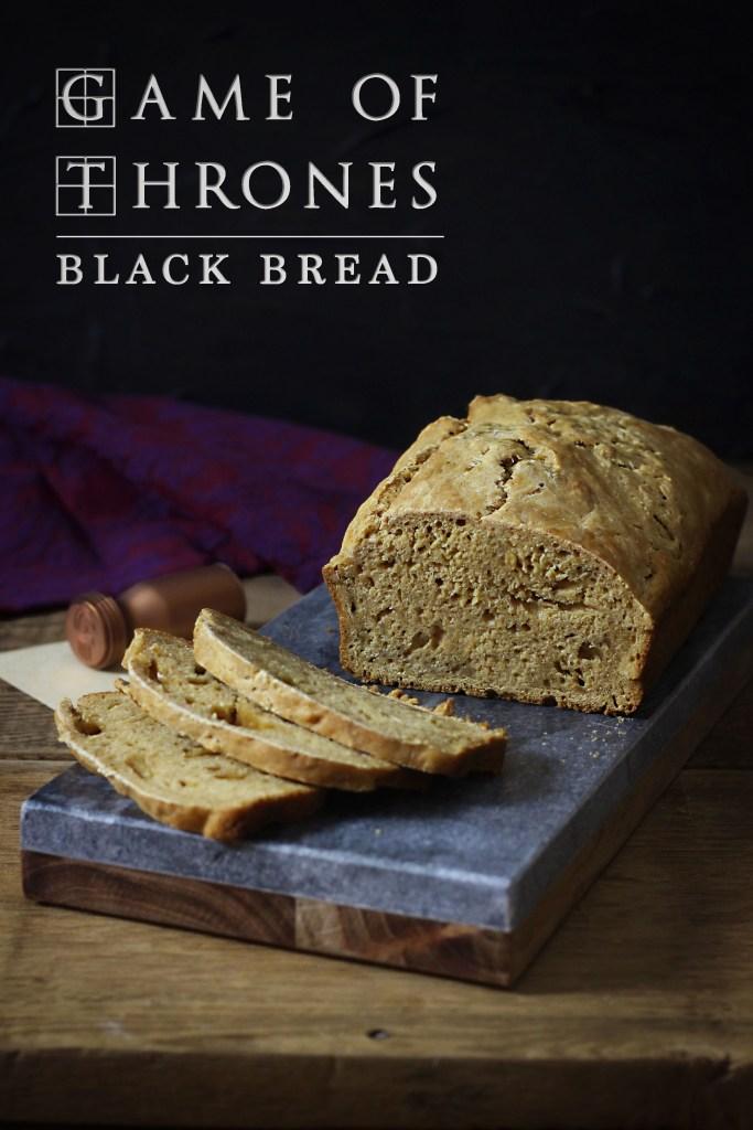Game of Thrones: Black Bread Recipe