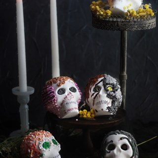 Harry Potter Sugar Skulls