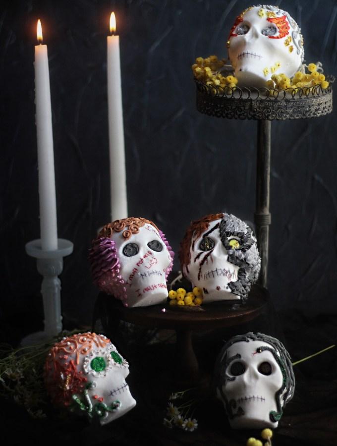 Harry Potter Sugar Skulls