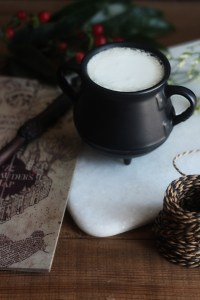 The Wizarding World of Harry Potter Hot Butterbeer Recipe