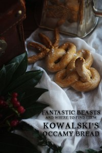 Fantastic Beasts and Where to Find Them Jacob Kowalski's Occamy Bread Recipe