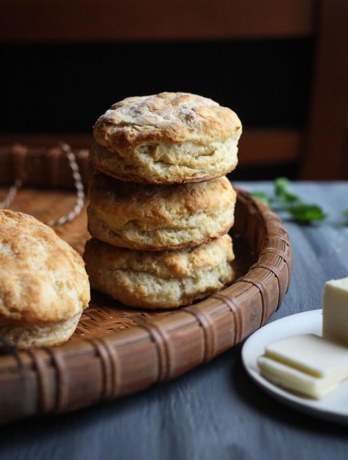 Fences: Gabriel's Biscuits Recipe