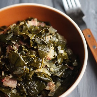 Hidden Figures: Collard Greens Recipe