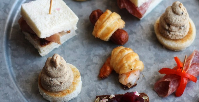 Beauty and the Beast: Hors d'oeuvres with the Grey Stuff