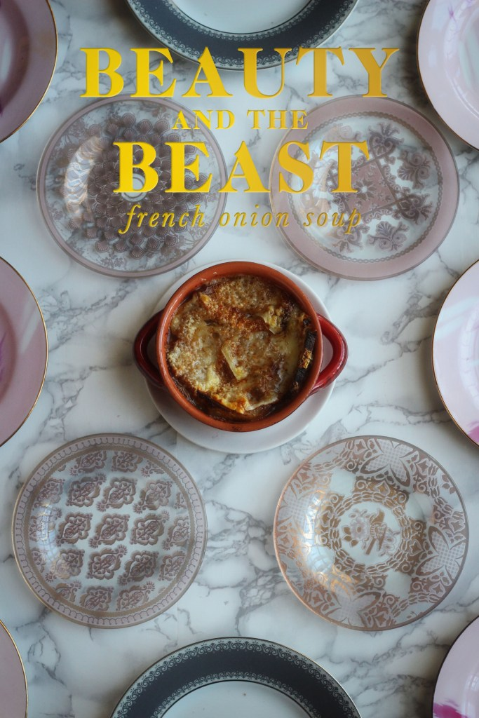 Beauty and the Beast: Soup Du Jour - French Onion Soup Recipe