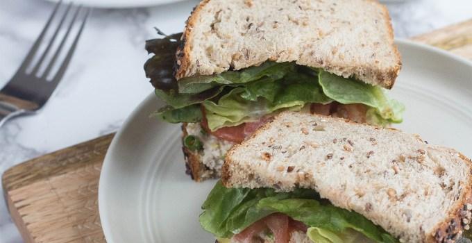 Twin Peaks: Tuna Fish Sandwich with Cherry Pie
