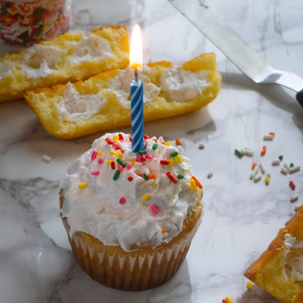 This Is Us: Jack's Birthday Banana Muffin with Twinkie Cream Recipe