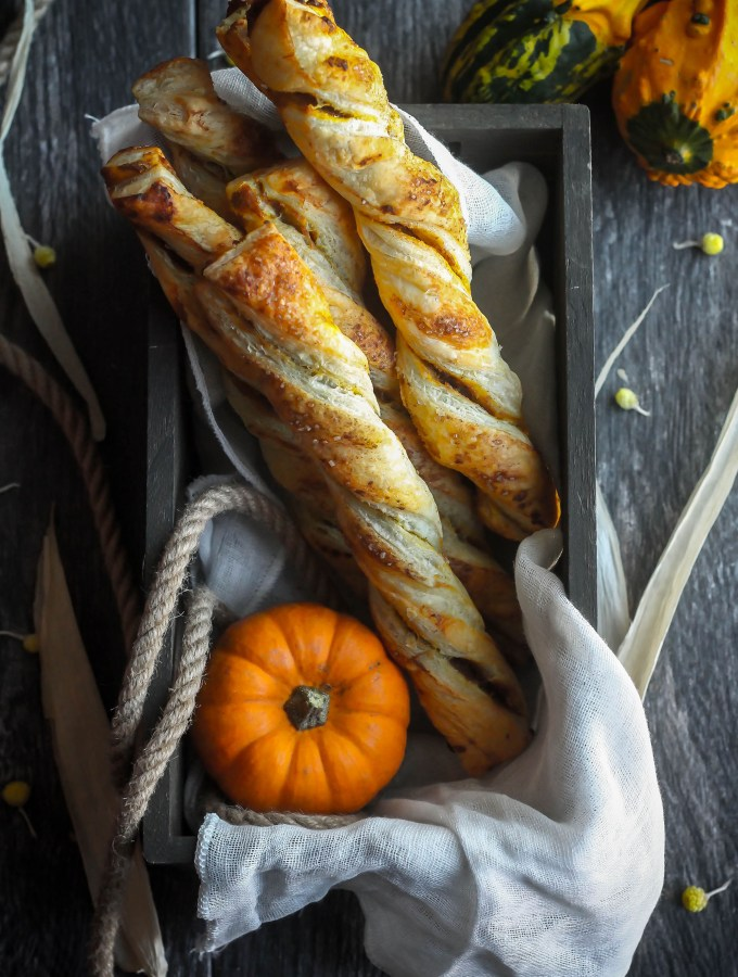 Disneyland's Maurice's Treats Pumpkin Twists recipe