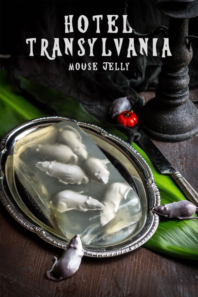 Hotel Transylvania: Mouse Jelly recipe