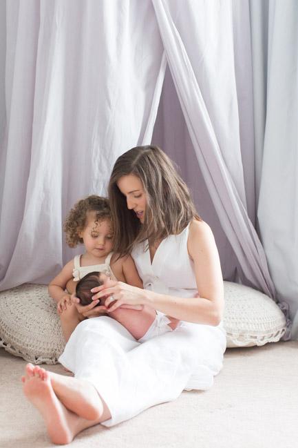 Penelope Grace  West Chester PA Newborn  Lifestyle
