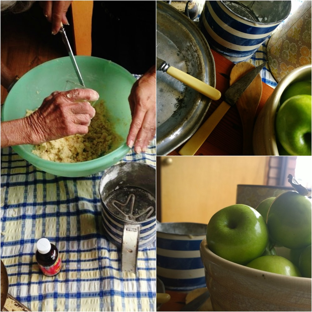 nan cooking apple pie jan 2016
