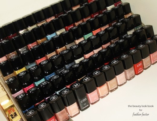 The Beauty Look Book's Chanel Le Vernis Collection