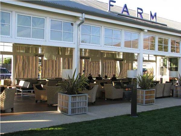 Napa the carneros inn and angelo 39 s feather factor for Farm at carneros inn