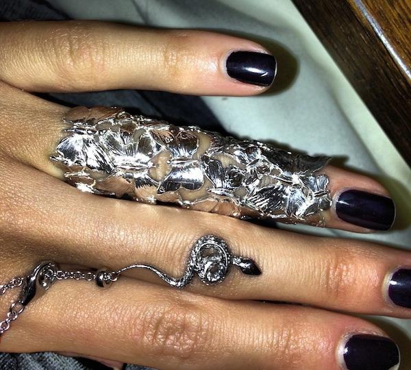 Bernard Delettrez rings