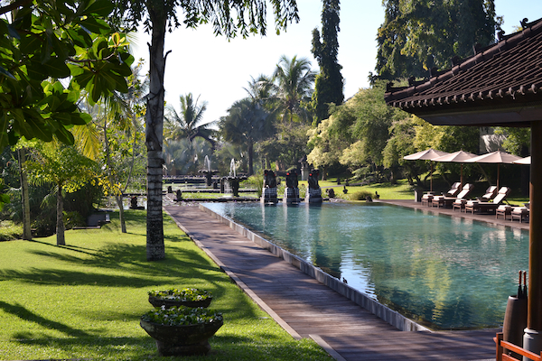 Chedi Main Pool