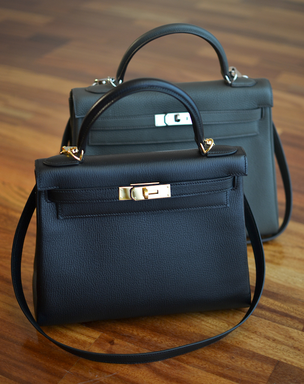 8d78c2565a The Hermes Kelly Bag – Sizes and General Tips | Feather Factor