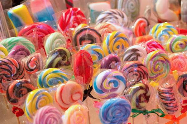 Budapest - Food Tour Lollipops
