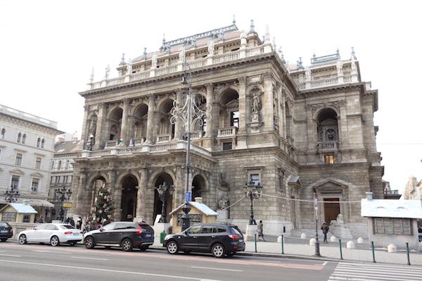 Budapest - Opera