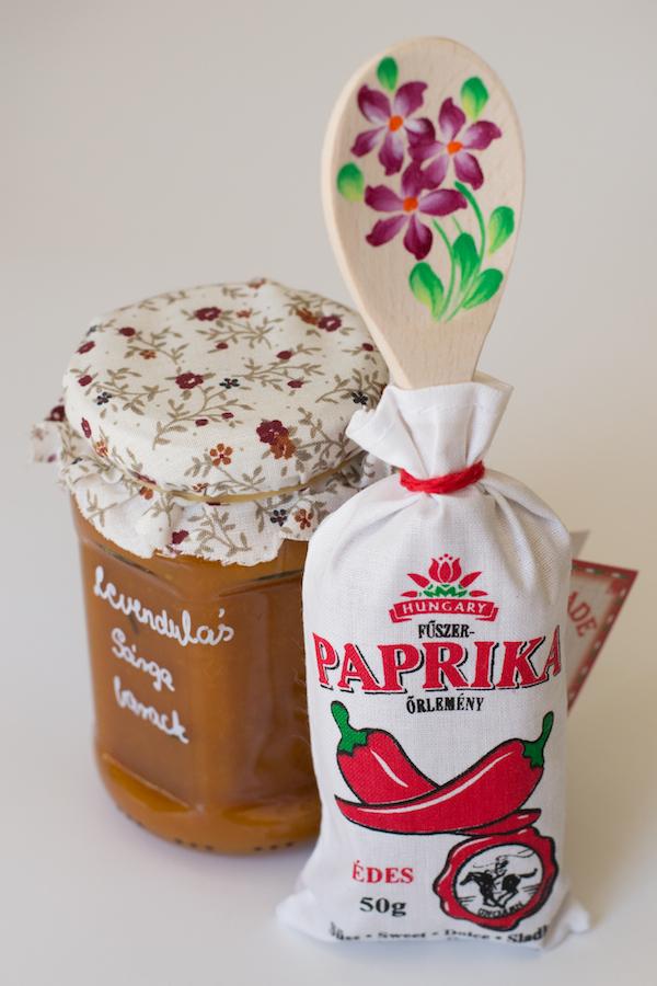 Jam and Paprika