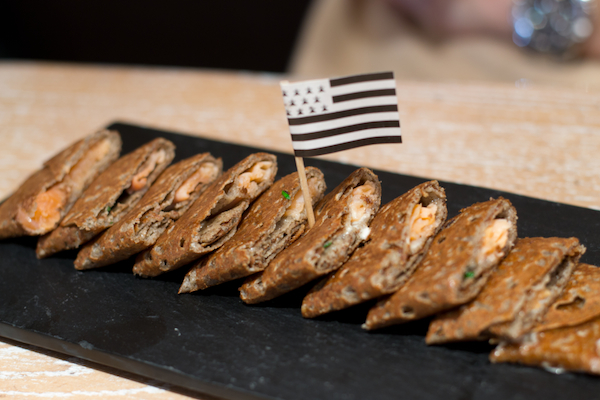 Paris - Breizh Cafe Salmon