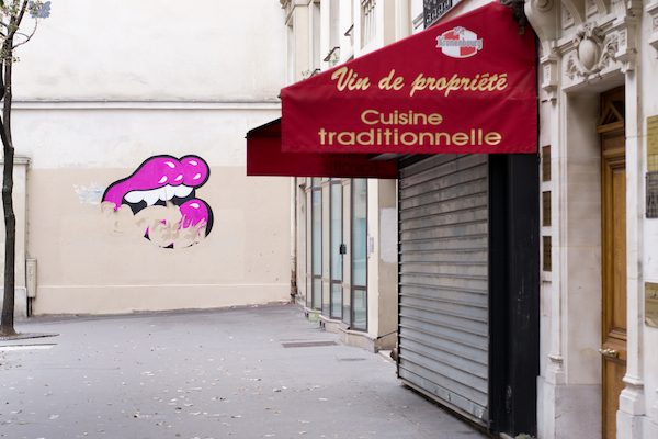 Paris - Marais Lips