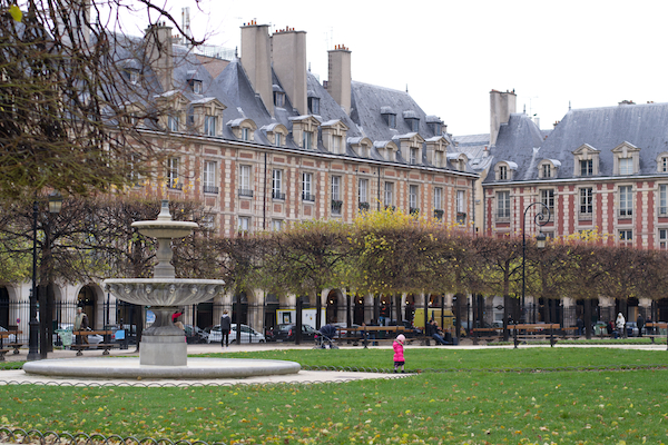 Paris - Place de Vosges
