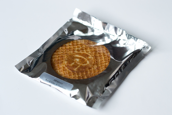 Pierre Herme waffle