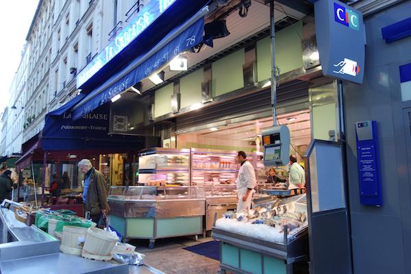 Rue Cler Fish