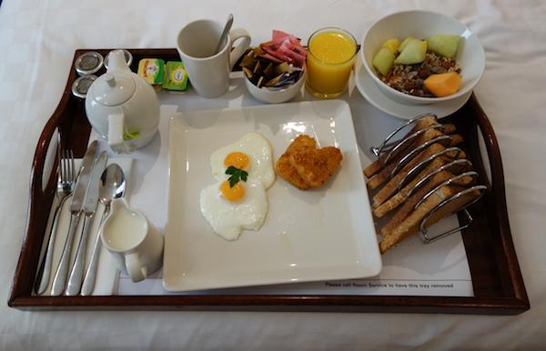 Thistle Breakfast