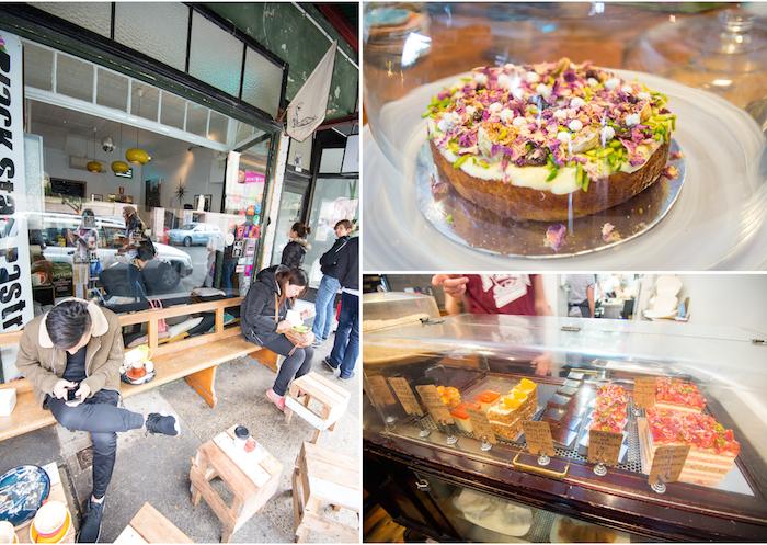 Sydney Black Star Bakery Newton