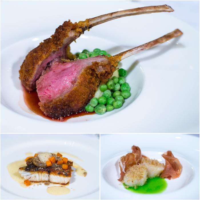 Emirates Wolgan Valley Dinner