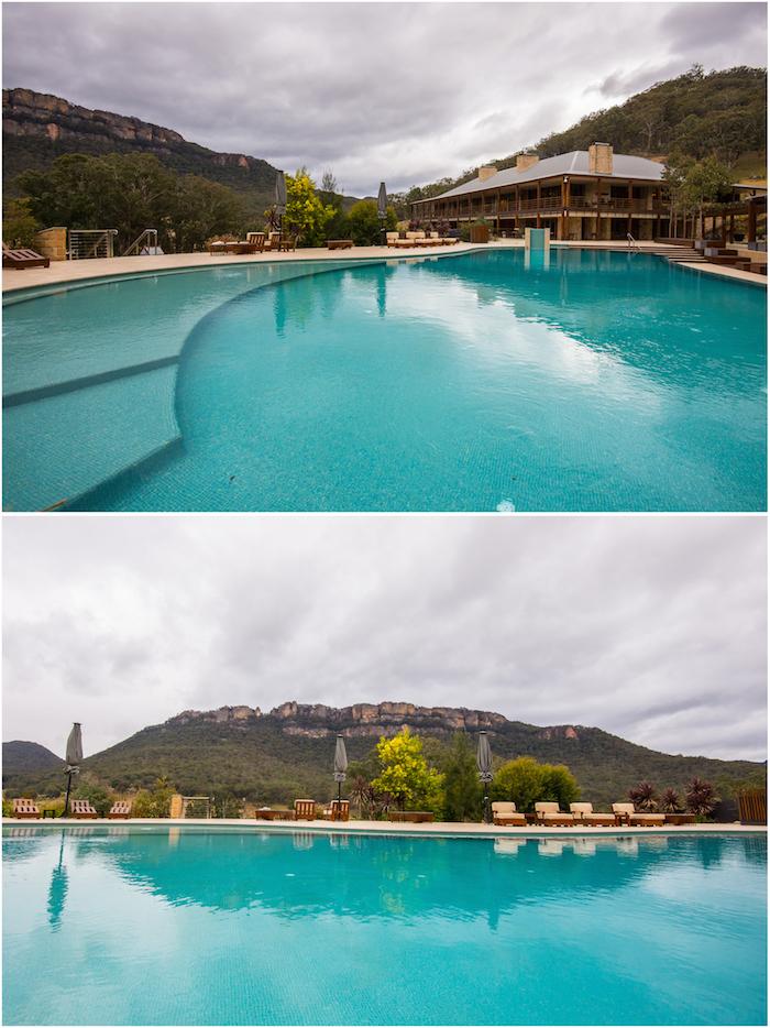 Emirates Wolgan Valley Pool More