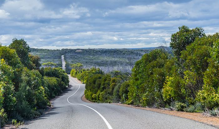 Southern Ocean Lodge Road