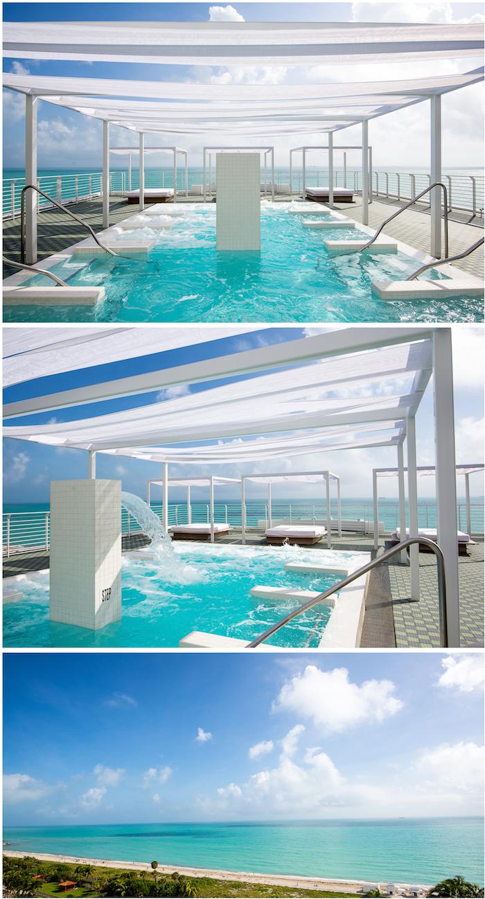 Como Metropolitan Miami Upstairs Pool
