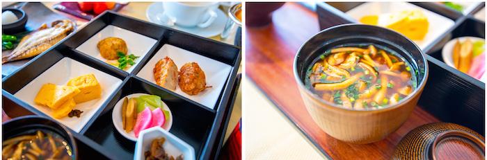 Four Seasons Tokyo Japanese Breakfast