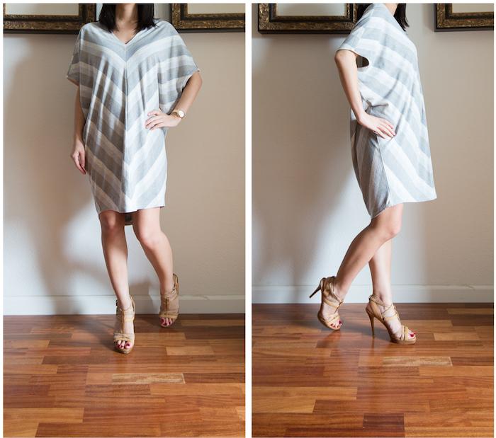 Anthropologie Cocoon Dress