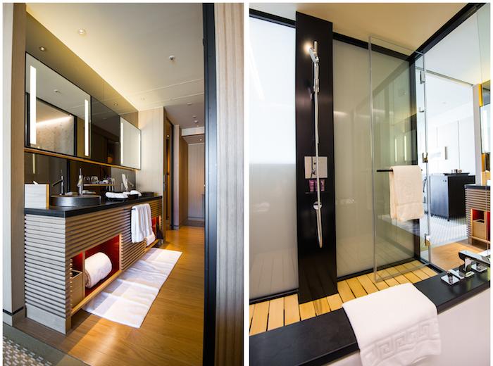 Ritz Carlton Kyoto Bathroom