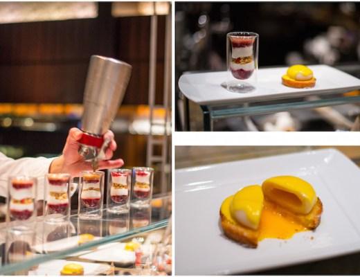 Tapas Molecular Bar Dessert