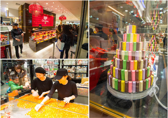 Tokyo Department Store Sweets