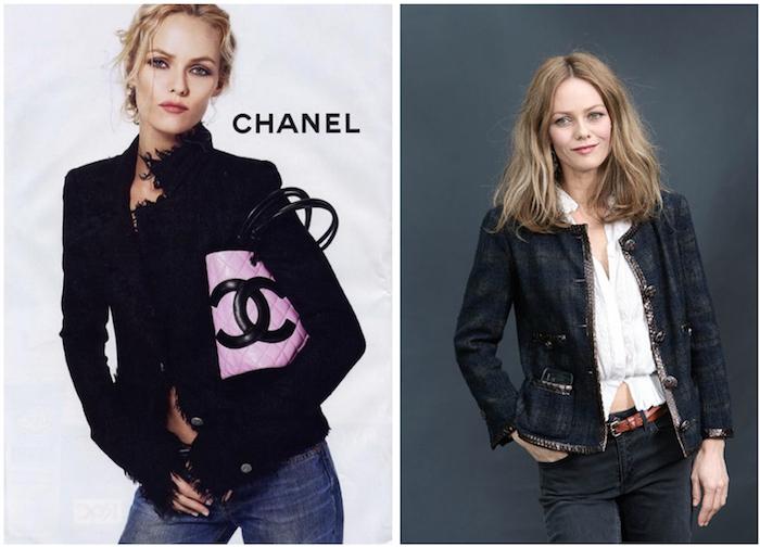 Chanel Jacket Vanessa Paradis