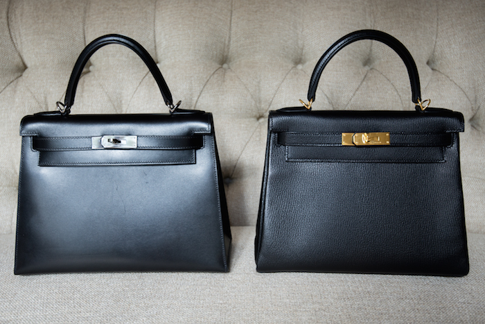 Hermes Birkin 25 Vs Kelly 28
